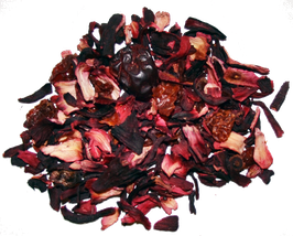 Moras y Frutos del Bosque, bolsa de 100 grs
