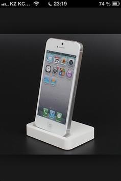 Apple Dock станция для iPhone 5/5S