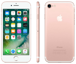 iPhone 7 Rose Gold