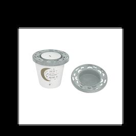 Teelichthalter für Espresso Tassen