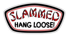 Hang Loose sticker