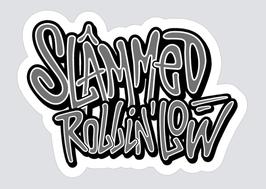 Rollin' low sticker