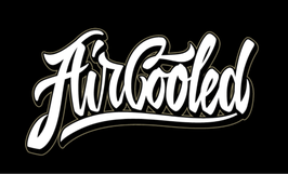 Aircooled sticker
