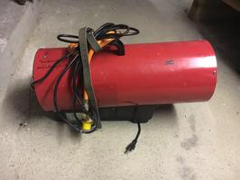 Gasheizgerät, Trockner, Warmluftofen, Heizkanone (ohne Gas)