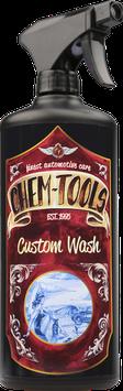 Custom wash