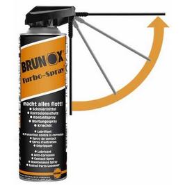 BRUNOX® Turbo-Spray® mit Turbo-Click 500 ml 53005