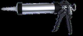 Profi-Kartuschenpresse mit Aluminiumzylinder, auch für Beutelware  24020L