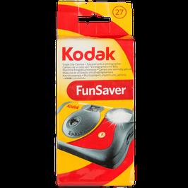 Kodak Einwegkamera Funsaver (mit Blitz)