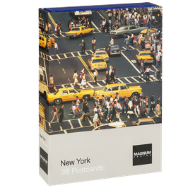 MAGNUM Photos: New York (36 Postkarten)