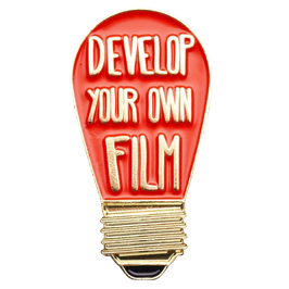 Develop Your Own Film - Anstecknadel / Pin