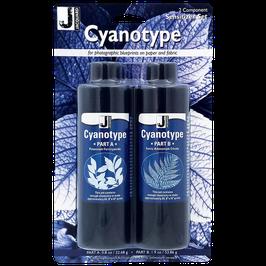 Jacquard Cyanotypie Chemie