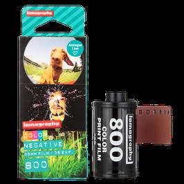 Lomo Color 800 - 35mm Kleinbildfilm 3er Pack
