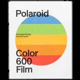 Polaroid Color 600 Roundframe Film