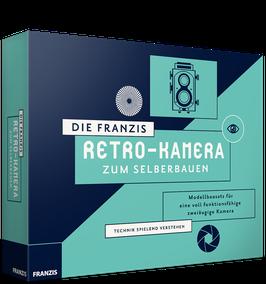 Die Franzis Retro - Kamera zum Selberbauen