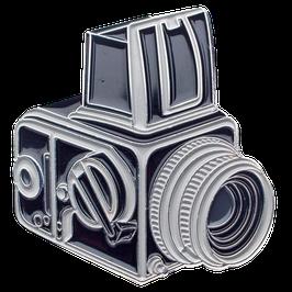 Mittelformat Kamera - Anstecknadel / Pin