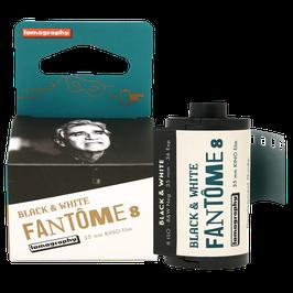 Lomo Kino Fantome ISO8 35mm Kleinbildfilm