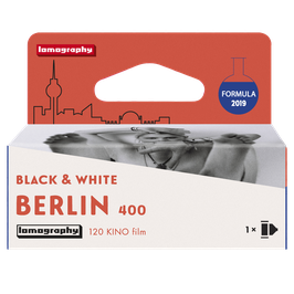 Lomo Kino Berlin 400 120er Mittelformatfilm