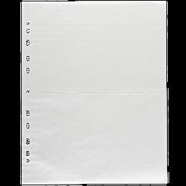 Pergamin Negativhüllen 13x18cm / 5x7 inch  zum Abheften