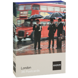 MAGNUM Photos: London (36 Postkarten)