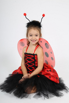 Costume de Coccinelle version 2