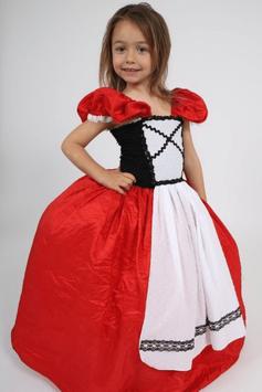 Robe chaperon Rouge - Déguisement enfant