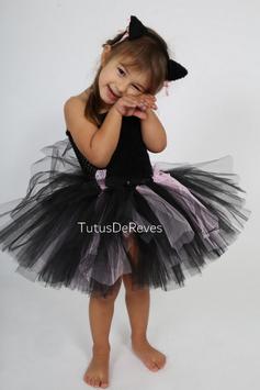 Costume de petit chat - Déguisement Chat noir