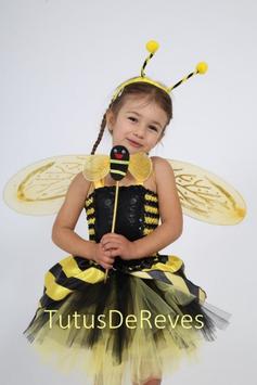 Costume d'abeille Version 1