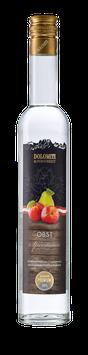 Obst Schnaps 38% vol.  Spirituose