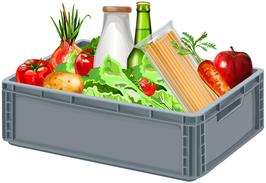 """""""Gut versorgt"""" ohne Brot & Eier (Grundbox)"""