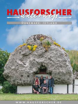 HAUSFORSCHER UNTERWEGS in Dänemark 2015: Jütland