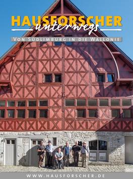 HAUSFORSCHER UNTERWEGS von Süd-Limburg in die Wallonie  2017