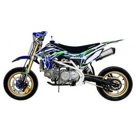 Dekor Pitbike Malcor Racer 160cc / 190cc - Modell 2020