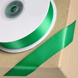 Satinband grün 15mm - 5 Meter