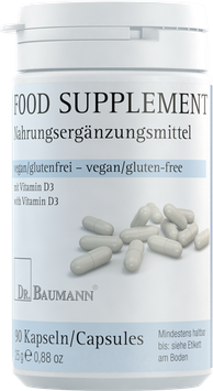 Vitamin D3 von Dr. Baumann