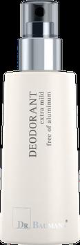 Deodorant extra mild - Free of aluminium von Dr. Baumann