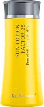 Sun Gel-Lotion Factor 25 / Free of oil and emulsifier