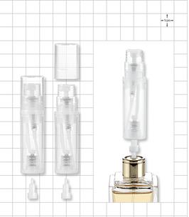 Wieder auffüllbarer Parfümspender - Spray