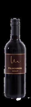 Merlot Felsenberg 2015 - leider ausgetrunken