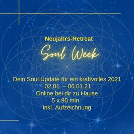 Neujahrs-Retreat SOUL WEEK