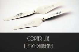Copter Line Luftschraubenset || Art. Nr. 2093.9x4