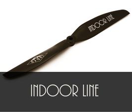 Indoor Line Luftschraube || Art. Nr. 2111.8x4,5