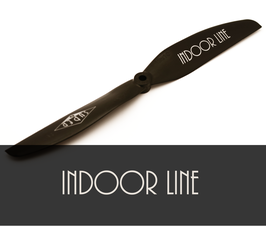 Indoor Line Luftschraube || Art. Nr. 2111.6,3x3