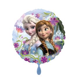 "Folienballon 17"" - Frozen Anna & Elsa"