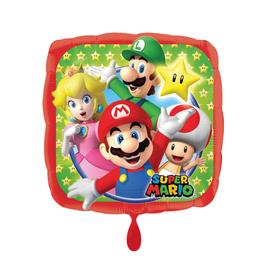 """Folienballon 17"""" - Mario Bros"""