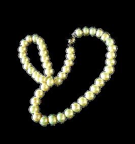 淡水真珠ネックレス(磁石装置)