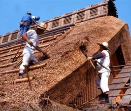 日本建築の歴史③「歴史的建築の保存・修復にみる日本と西欧」