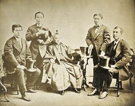 3月22日 リチャード・デラ氏「日本歴史③・明治維新の意義と限界」