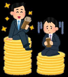 現代①「富裕層と日本経済」