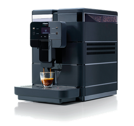 Saeco New Royal Black / One Touch Cappuccino