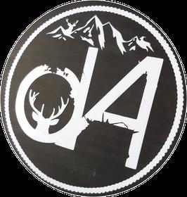 "Auto-Aufkleber ""dieArnbacher"" Logo"